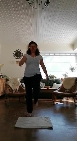 Juf beweegt (oudste kleuters)