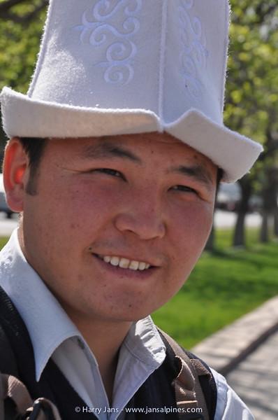 Chui province,  Bishkek, 750m