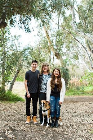 Tonia Seal & Family