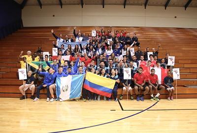 Trinity College - 24th Pan American Squash - September 18, 2016