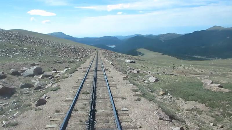 Pike's Peak Cog Railroad, Colorado Springs, CO, Mini Movie
