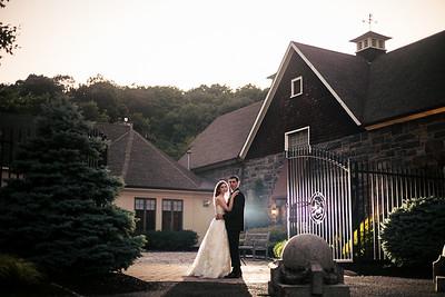 Jason and Lauren - Smoke Rise Village Inn