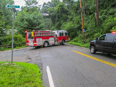 8-8-11 Wires Down, Dogwood Road