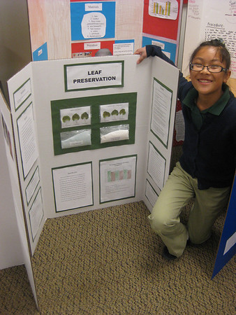 SRA science fair