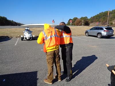Highway clean up Nov 2019