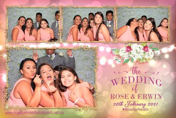 Rose & Erwin's Wedding - Waterview, Bicentennial Park
