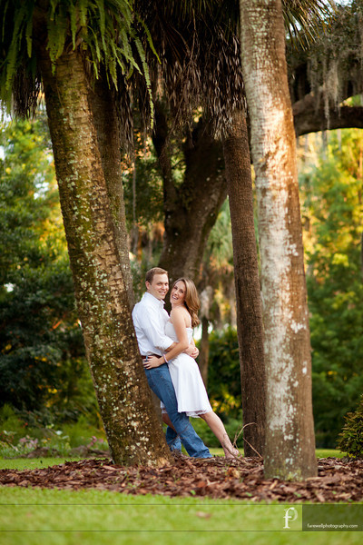 [Highlights] Michael & Jennifer's Adventure Begins... Bok Tower Engagement Session!!