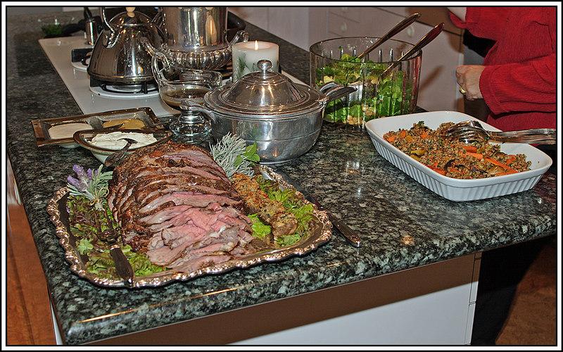 December Dinner 2006