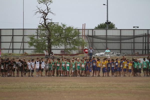 2011-Sep-17 XC JH Boys ASU