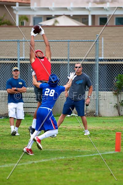 Edison Passing League 2012