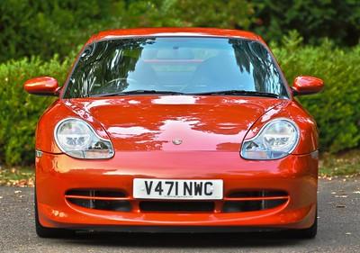 1999 Porsche 996 GT3 V471NWC