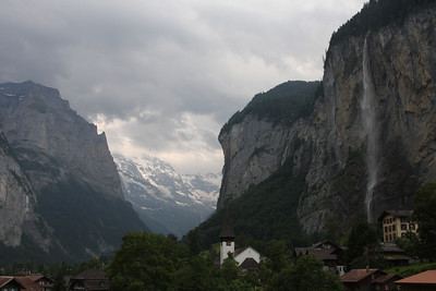 Switzerland - Lauterbrunnen