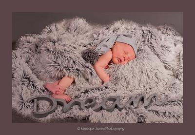 Rowen - Newborn Fotoshoot