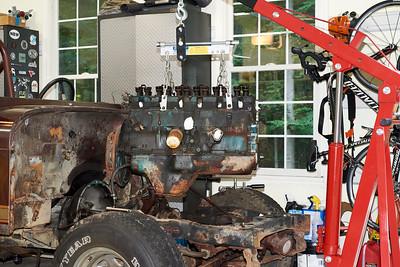 1981 CJ7 Restoration - 2018.07.04