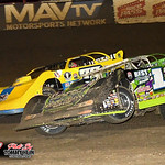 East Bay Raceway Park - Lucas Oil Late Model Dirt Series - 1/30/21 - Tommy Hein