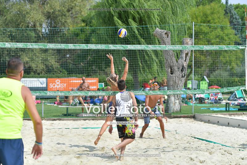 presso Zocco Beach PERUGIA , 25 agosto 2018 - Foto di Michele Benda per VolleyFoto [Riferimento file: 2018-08-25/ND5_8696]