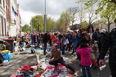 groningen 2015-centrum-koningsdag-vrijmarkt