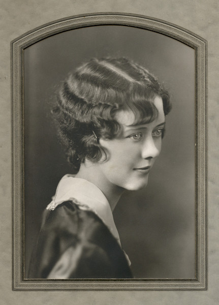 Ruth Turner (Bowers) ca1927