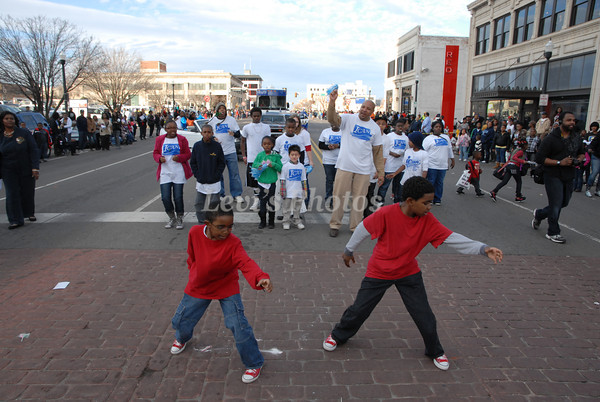 MLK Parade 2012