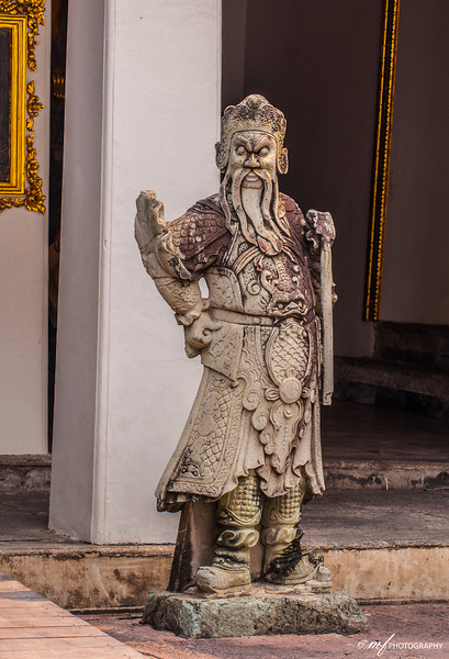 Wat Pho, Bangkok (03-04-2012)