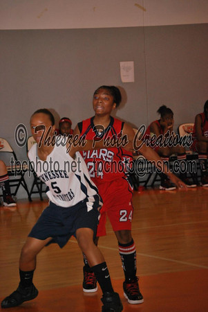 Philly Freedom Stars VS TN Lady Trotters