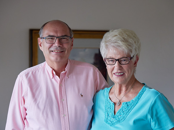 Roger and Sharon