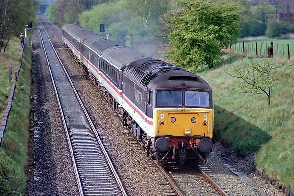 25th April 1992: Regional Railways NW Special Day