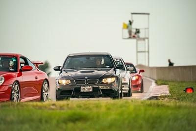 51 Black BMW