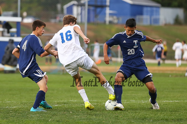 2015-10-5 WHS Boys Soccer vs Nashua North