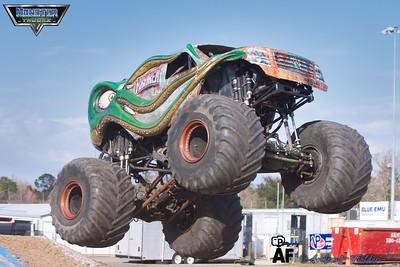 New Smyrna Speedway Monster Truckz Show Sunday 02/21/2021