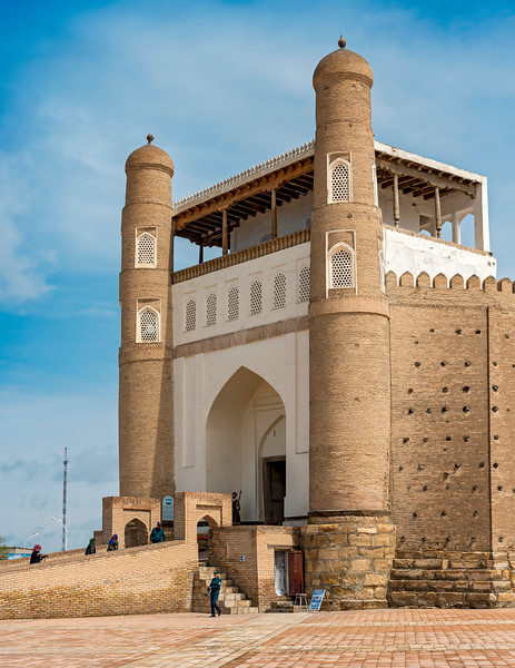 Ark Citadel, Bukhara