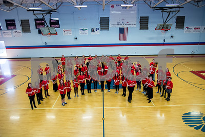 Harpeth Middle Band, Golf, Clubs