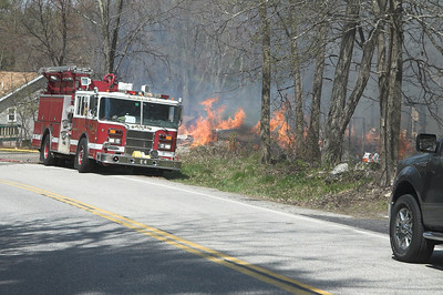 Hovey Road Controlled Burn