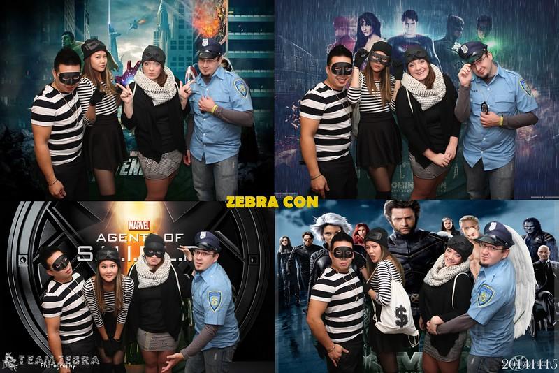 Team Zebra Masquerade IX *ZEBRACON*