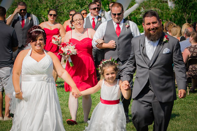 Melissa and Chris's Wedding