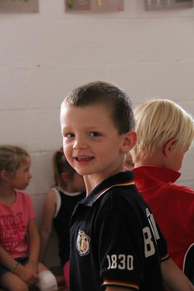 Lucas - 5 ans - Ferme de la vallée