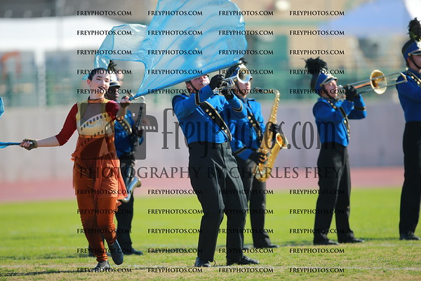 El Segundo High School Eagle Pride Marching Band & Color Guard