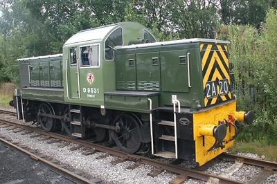 East Lancashire Railway 2018