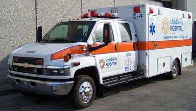 T.C. Thompson Children's Hospital at Erlanger EMS