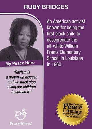 Peace Heroes Gallery