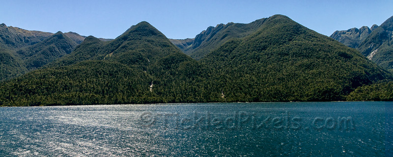 Lyall Bay Area of Thompson Sound