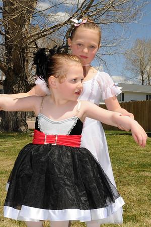 Katherine & Molly Recital - May 2008