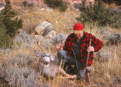 1963 Hunting in Wyoming