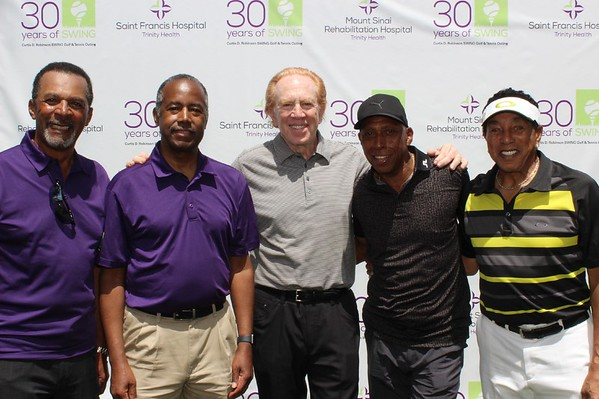 30th Anniversary Curtis D. Robinson SWING Golf and Tennis Outing