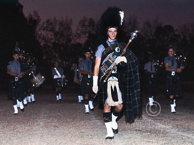 Churchill Pipe Band