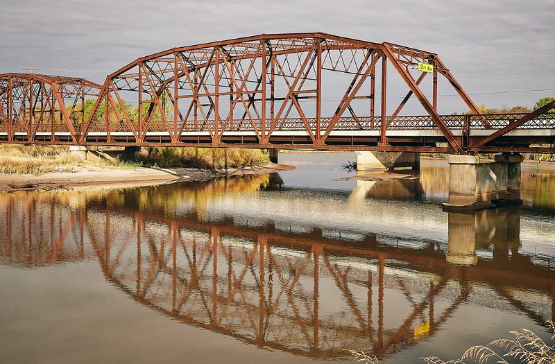 Route 66 - Truss bridge design, common to Route 66.