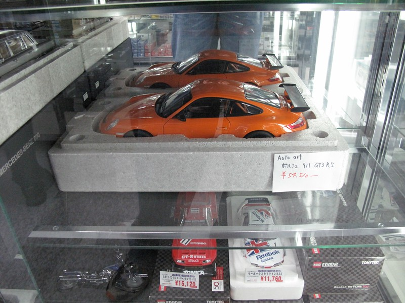 Orange Porsches make me drool...