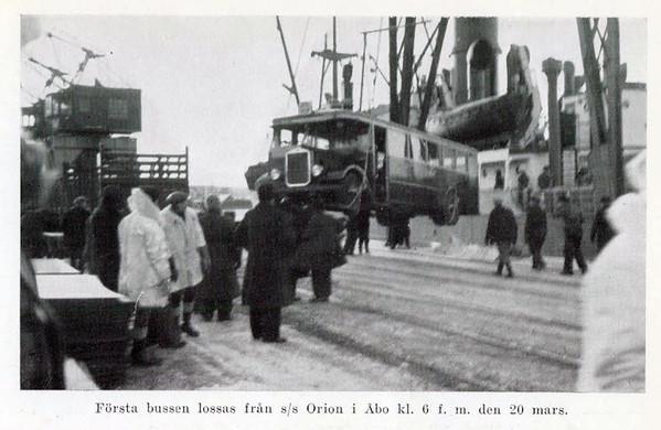 Hangö-evakueringen 1940 - bilder från Stockholms gatukontor