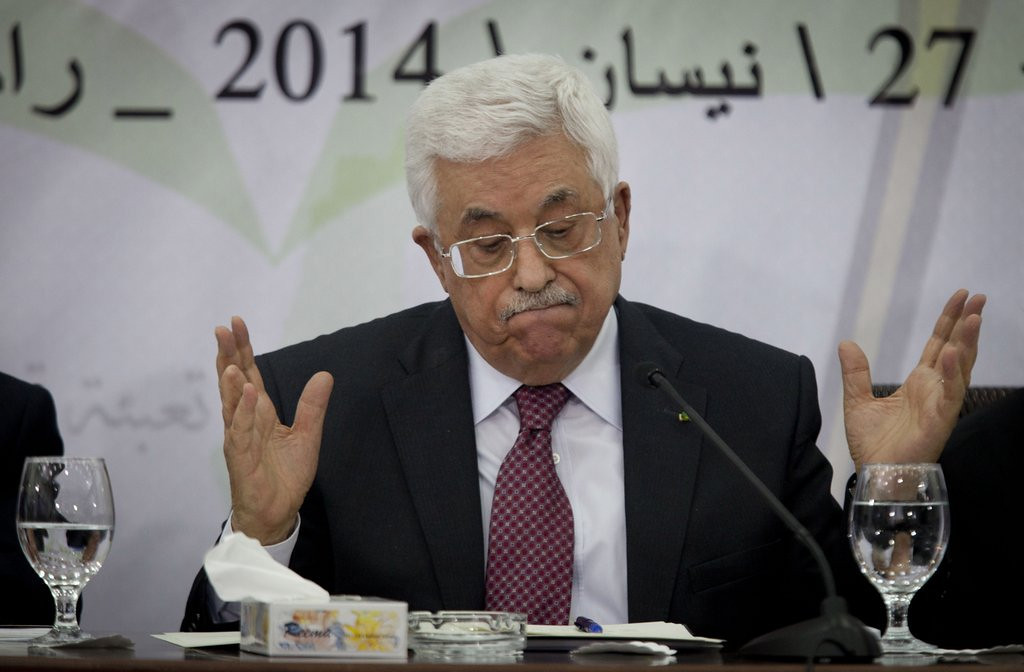 """. 5. MAHMOUD ABBAS: Now there�s something you don�t see every day: An Arab leader actually admitting the Holocaust happened. (unranked) <p><b><a href=\'http://www.cnn.com/2014/04/27/world/meast/mideast-abbas-holocaust/\' target=\""""_blank\""""> LINK </a></b> <p>    (AP Photo/Majdi Mohammed)"""