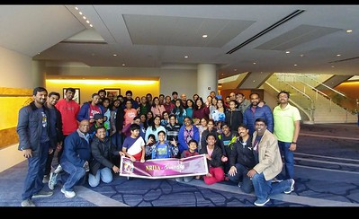 NRIVA Chicago Seva Day Dec2018
